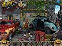 Скриншот мини игры Даймон Джонс и дьявольский контракт