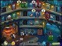 Скриншот мини игры Веселая нечисть