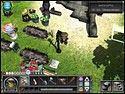 Скриншот мини игры Веселый могильщик